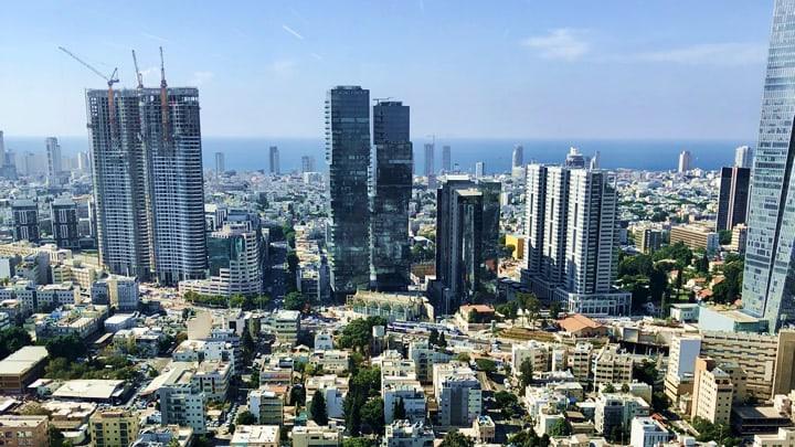 Back in Tel Aviv - Susann Bänder