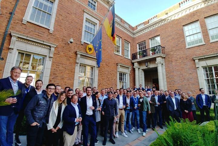 Besuch im deutschesn Generalkonsulat San Francisco