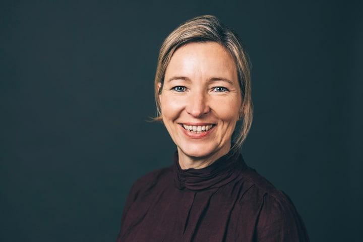 Susann Bänder - Portrait